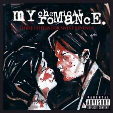 MY CHEMICAL ROMANCE Three Cheers For Sweet Revenge CD BRAND NEW