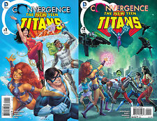 Convergence: New Teen Titans (2015) 1 - 2 COMPLETE MINI-SERIES