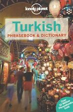 Lonely Planet Turkish Phrasebook *IN STOCK IN MELBOURNE*