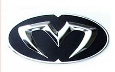 Rear Trunk Tuning M Logo Emblem Large 13cm For 11 12 Hyundai Sonata