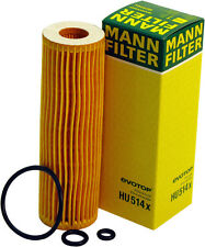 MANN HU 514 X Engine Oil Filter fits Mercedes C230 2003-2005