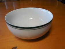 Dansk Sri Lanka Bistro CHRISTIANSHAVN GREEN Set of 2 Fruit Cereal Bowls 5""