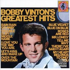Greatest Hits - Bobby Vinton (1993, CD NEUF)