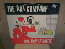 "THE ART COMPANY one cup of coffee 12"" MAXI 45T"