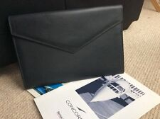 Rare Authentic Concorde Memorabilia Personal In-flight pack/ folder