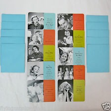 Papyrus Note Card Funny Women Coupons Set of 10 with Envelopes