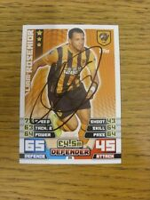 2014/2015 Autograph: Hull City - Rosenior, Liam [Hand Signed 'Topps Match Attax'