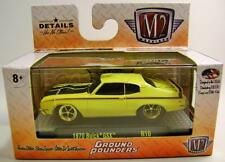 1970 '70 BUICK GSX CHASE CAR M2 MACHINES GROUND POUNDERS R16 DIECAST 2017 RARE