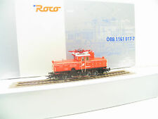 ROCO PLATIN SERIE 63830 E-LOK BR 1161 ORANGE der ÖBB  DIGITAL DECODER AS48