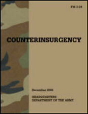 Counterinsurgency: Fm 3-24 (2006) by Lt. General David H. Petraeus, Lt....