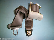LAND ROVER RANGE ROVER P38A REAR, DRIVER SIDE SEAT BELT   EVL104180LNF