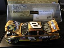 DALE EARNHARDT JR  #8 RITZ / OREO 1:24 SCALE 24KT GOLD