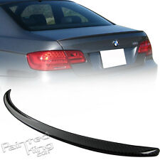 Carbon Fiber BMW 3-Series E92 2DR Coupe M3-Type Rear Trunk Spoiler 2007-2013