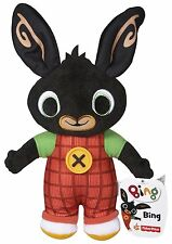 "Bing Bunny Plush 7"" Inch Friend Toy Soft Cuddly NEW"