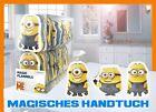 Minions Magisches Handtuch 3 Motive zum aussuchen Magic Towel Minion Neu & OVP