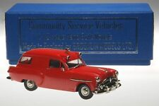 Brooklin CSV 03, 1953 Packard-Henney Junior Ambulance, Ambulanz 1/43