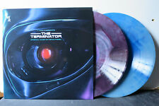'TERMINATOR' Soundtrack Brad Fiedel Ltd. Edition Gatefold Colour Vinyl 2LP NEW