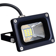 10W Warm White 12V Security LED Flood Light Lamp Outdoor IP65 Garden Lamp
