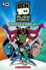 Ben 10 Alien Force: Triple Threat