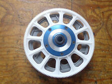 TREX 600 MAIN & TAIL DRIVE GEARS WITH BLUE ALLOY CLUTCH ASSEMBLY