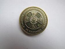2zł.95 rocznica wymarszu 1 kompani kadrowej UNC