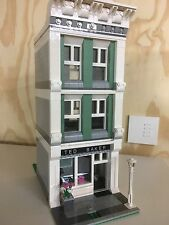 Lego Custom Modular Buildings Out Let Shop Town Houses Like 10182