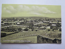 POSTCARD A GLIMPSE of NARACOORTE SHOWING OVAL SOUTH AUSTRALIA c1905 GREAT DETAIL