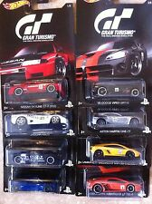 2016 Hot Wheels Gran Turismo~set of 8~FREE SHIPPING in the U.S.!
