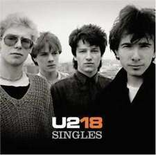 U2 U218 SINGLES CD NEW