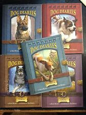 Lot of 5 Dog Diaries #2, 3, 4, 5 & 6 by Kate Klimo & Tim Jessell NEW Paperback