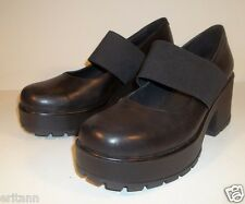 Vagabond Dioon UK 40 / US 10 Mary Janes Black Leather Urban Outfitter $125 NEW
