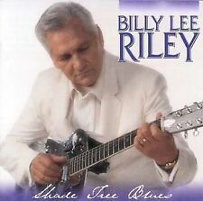 Shade Tree Blues by Billy Lee Riley (CD, Nov-1999, Icehouse Records)