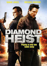 Diamond Heist, DVD, Michael Madsen, Vinnie Jones, Robert Koltai