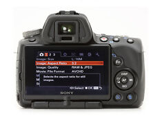 "ACMAXX 2.7"" HARD LCD SCREEN ARMOR PROTECTOR for SONY SLT-A68 ILCA68 ILCA-68 Body"
