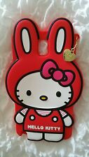 Funda para móvil HK RABBIT RED SILICONA para SAMSUNG GALAXY NOTE 3