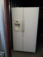 General Electric Hotpoint Side-by-side Refrigerator/Freezer