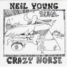 Neil Young - Zuma - New Vinyl LP - Pre Order - 9th Sept