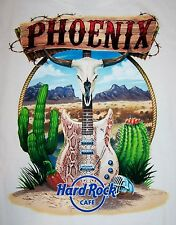 HARD ROCK CAFE PHOENIX CITY TEE T-SHIRT SIZE ADULT XX-LARGE - NEW WITH TAGS