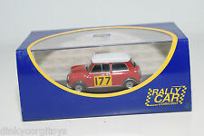 . IXO RALLY CAR BMC MINI COOPER S RALLYE DE MONTE CARLO 1967 AALTONEN MINT BOXED