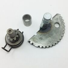 Kick Start Shaft Gear 50cc GY6 QMB139 Starter Motor Chinese Scooter Parts