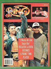 #BB.  THE RING BOXING MAGAZINE, JULY 1994