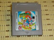 Super Mario Land 2 para Game Boy y color y Advance