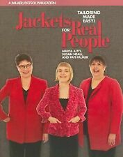Jackets for Real People: Tailoring Made Easy Sewing for Real People series)