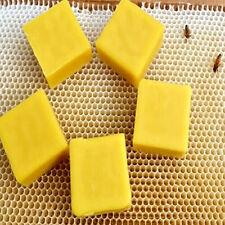 5 pcs Organic Natural Pure Beeswax Ballina Honey Cosmetic Grade Bees Wax Bee New