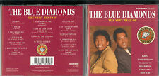 "La Blue Diamonds ""The very best of"" - CD 1993 Diamond TV-CD Paesi Bassi"