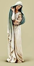 "Madonna with Child 12"" Statue NIB Joseph's Studio Virgin Mary Catholic Faith"
