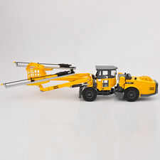 1:50 Scale Atlas Copco Face Drilling Rig Bommer E2 C Diecast Model Toy