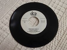 KATHY KEEGAN  SOMETHING SIMPLE/A DIFFERENT KIND OF LOVE DCP 1006 PROMO
