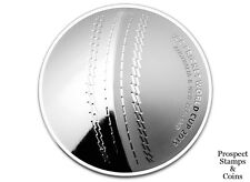2015 International Cricket World Cup 1oz Silver Proof Domed $5 Australian Coin