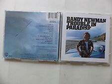 CD Album RANDY NEWMAN Trouble in paradise 7599-23755-2